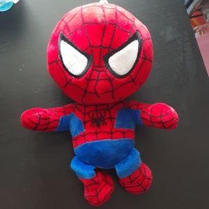 Cute Spiderman Plush
